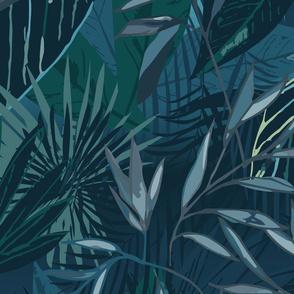 Midnight mood in the Tropics