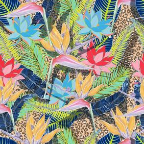 tropical-pattern