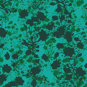 green botanical by rysunki_malunki