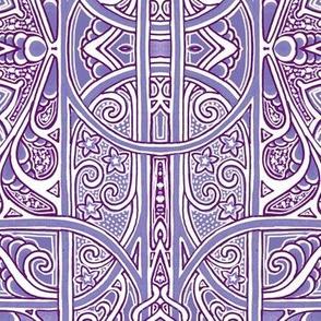 Down Lavender Paths