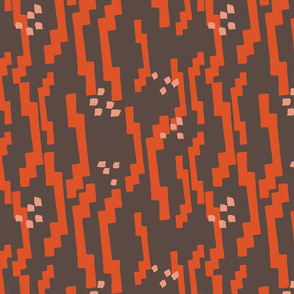 Bricks/ brown