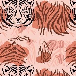 Tiger pattern 74
