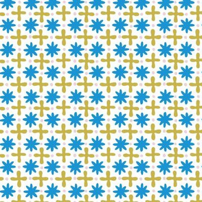 Moroccan Tile Geo Patten