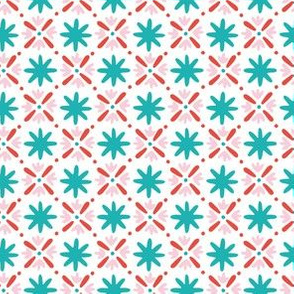 Moroccan Tiel Geo Pattern