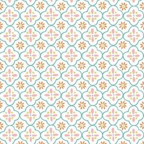 Moroccan Tile Gro Pattern