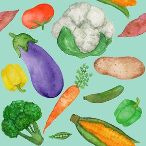 Vegetables- Mint