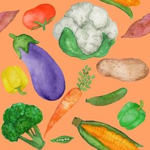 Vegetables - Papaya