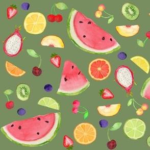 Fruit - Dill