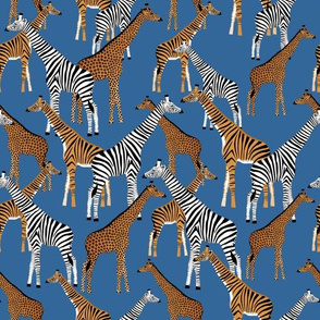 GIRAFFES IN THE SKIN OF OTHER ANIMALS