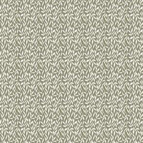 woodlands leaves - Leaf Green