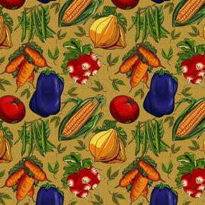 Vegetable Garden Melody-lg burla