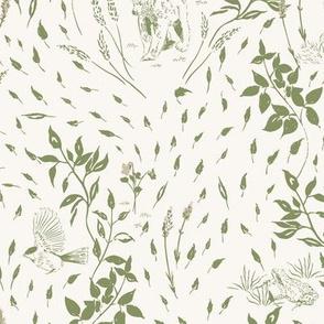 0152_LH_Woodland Creatures_Green