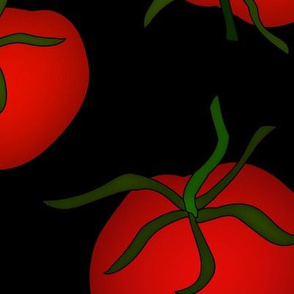 Tomatoes Large Black