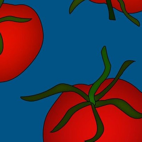 Tomatoes Blue