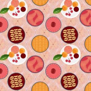 Stone Fruit Pies