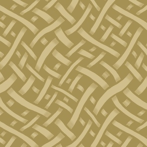 Random Weave, Gold