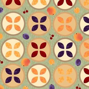 Stone Fruit Pies, Sage