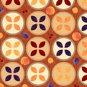 Stone Fruit Pies, Autumn