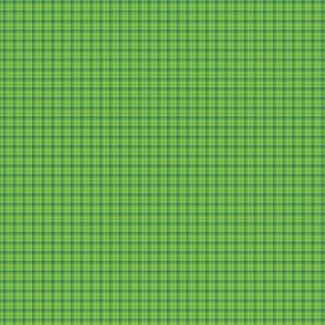 Veggie Tartan Plaid, tiny