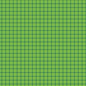 Veggie Tartan Plaid, small