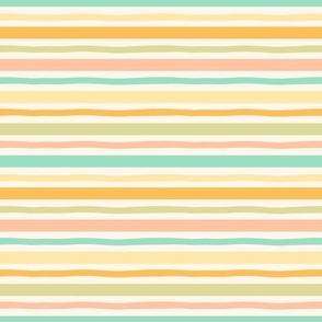Summer Stripes - Citrus