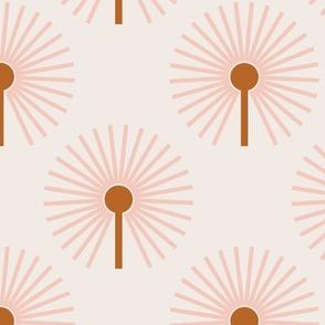 Abstract Dandelion JUMBO