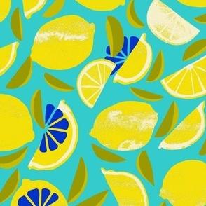 lemonade with seeds
