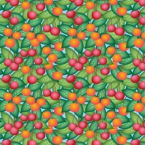 Cherries Jubilee - TINY Scale - UnBlink Studio by Jackie Tahara