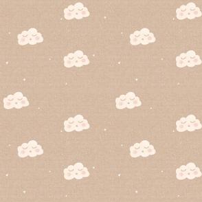 Sleepy Clouds - Oat