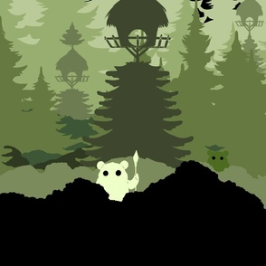 Tree Bear City