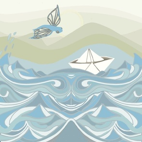 flying fishes, hopes & wishes