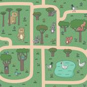 Hide and Seek Park
