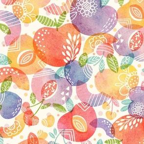 Yummy Summer Stone Fruits