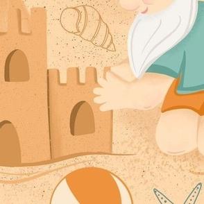 Beach Gnomes - Jumbo Scale