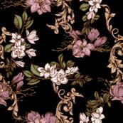 Vintage Flora - White