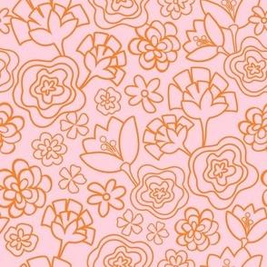 Flower Confetti -Otomi