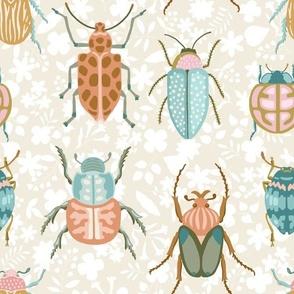 Retro Beetles