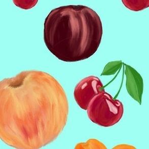 Stone fruits 4