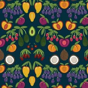 Stone Fruit Symmetry