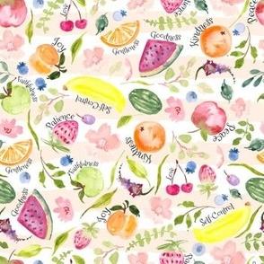 Fruits of the spirit stripe
