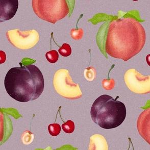 Stone Fruit Picnic
