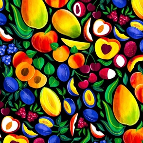 Stone Fruit Fiesta