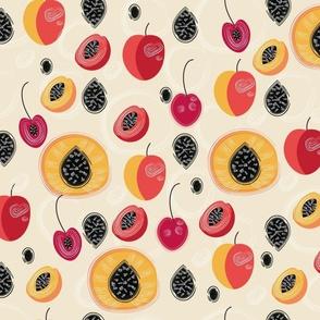 challenge spf fruit
