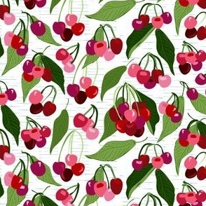 My Cherry Amour; Half Drop, SMALL version