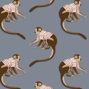 Dance Monkey blue by DEINKI (medium scale)
