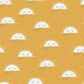 Sunset yellow by DEINKI (medium scale)