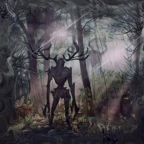 forest creeper beast
