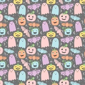 Pastel Halloween Icons