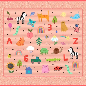 Everything In the World Playmat
