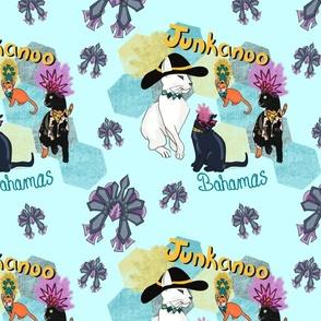 Junkanoo cats